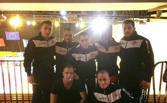 2016 jan équipe